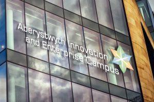 Aber Innovation logo branding Howard Adair