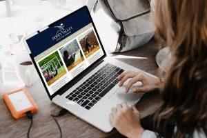 Dovey Valley Design for Digital Howard Adair Graphic Design & Marketing