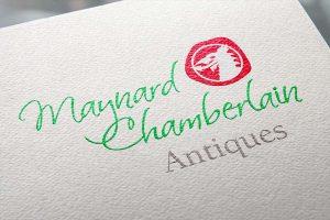Maynard Chamberlain logo branding Howard Adair