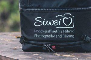 Siwsi Photography logo branding Howard Adair