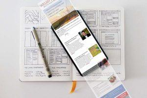 html email newsletter Design for Digital Howard Adair