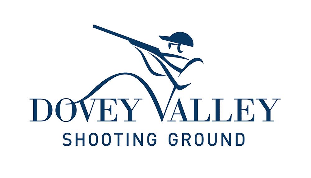 Dovey Valley logo navy